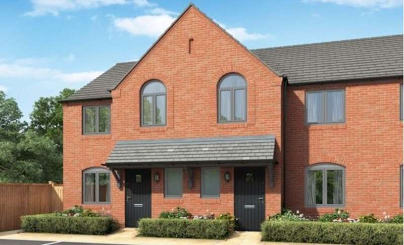 3 Bedrooms Town House for sale in 'The Didsbury' at Waters Edge, Argyle Close, Wordsley, DY8