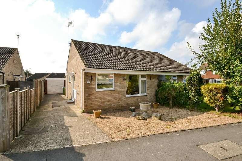 2 Bedrooms Bungalow for sale in Wren Crescent, North Bersted, Bognor Regis, West Sussex, PO22 9BZ