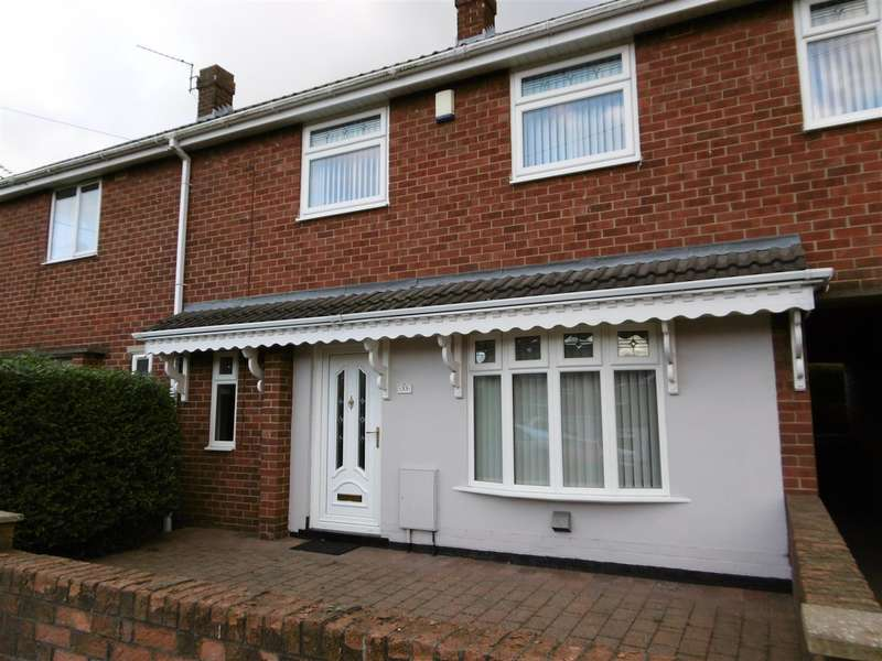 3 Bedrooms Property for sale in Queensway, Shildon
