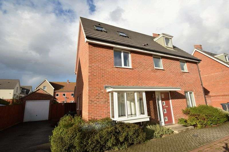 5 Bedrooms Detached House for sale in Linnet Road, Costessey