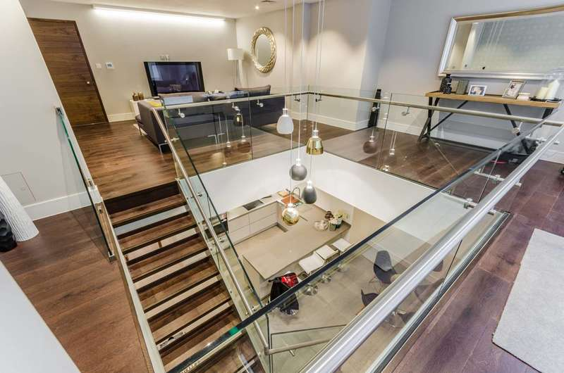 2 Bedrooms Flat for sale in Lovat Lane, City, EC3R