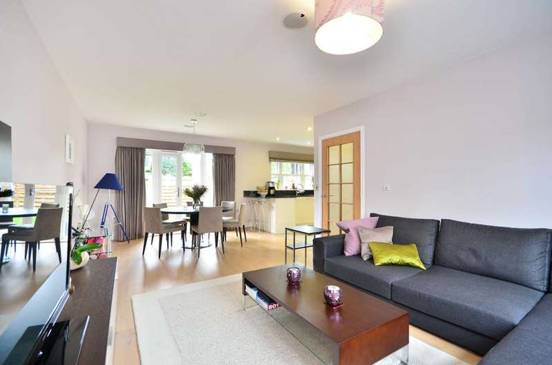 4 Bedrooms House for sale in Benkart Mews, Roehampton, SW15