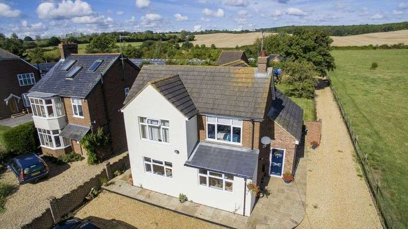 5 Bedrooms Detached House for sale in Shefford Road, Clophill