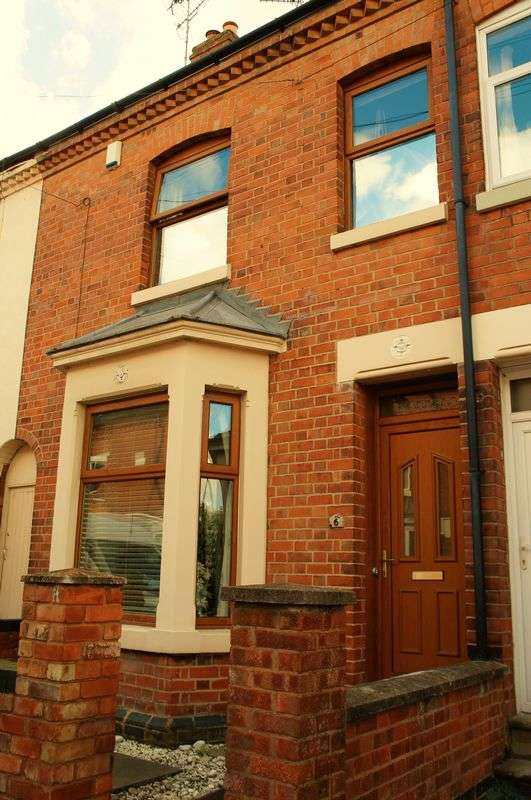 3 Bedrooms Terraced House for sale in Rutland Avenue, Aylestone, Leicester
