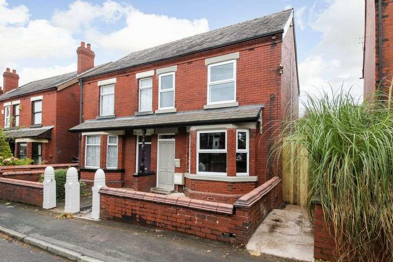 3 Bedrooms Semi Detached House for sale in Chorley Road, Standish