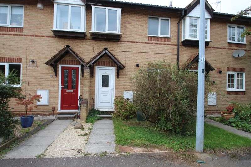 2 Bedrooms Terraced House for sale in Hadley Court Warmley Bristol