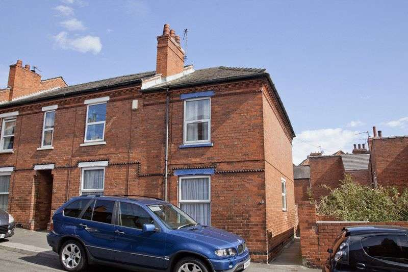 4 Bedrooms Terraced House for sale in Sherbrooke Street, Lincoln
