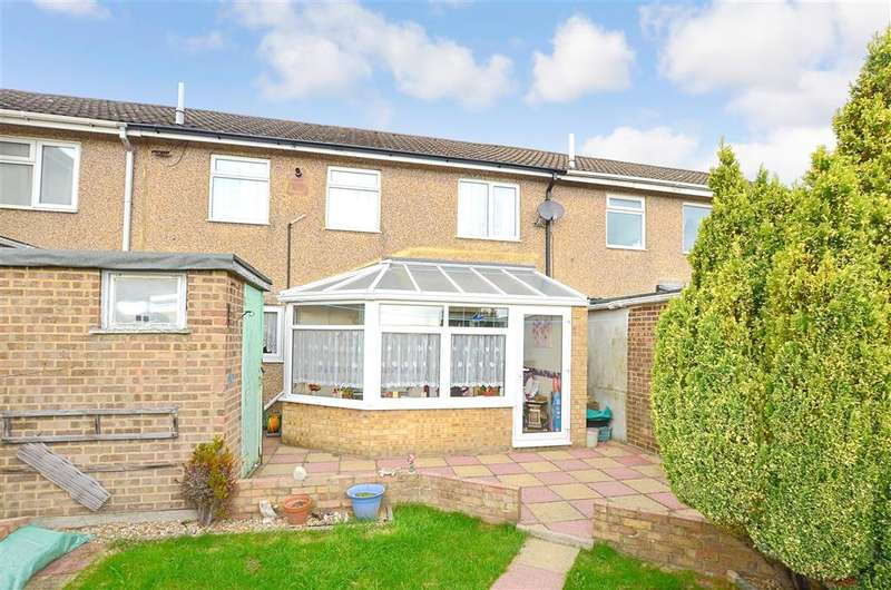 3 Bedrooms Terraced House for sale in Squires Way, Dover, Kent