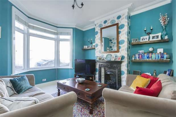 3 Bedrooms Terraced House for sale in Southey Street, Penge