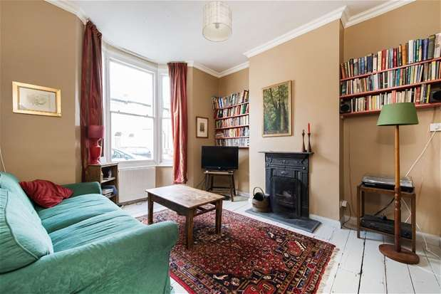 4 Bedrooms Terraced House for sale in Northway Road, Camberwell