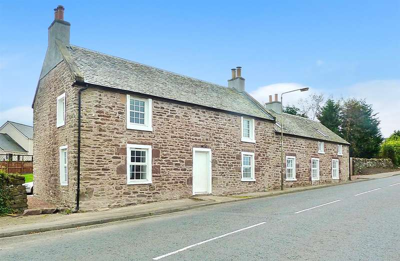 4 Bedrooms Detached House for sale in Mary Ann's - Greenloaning, The former Greenloaning Inn, Greenloaning