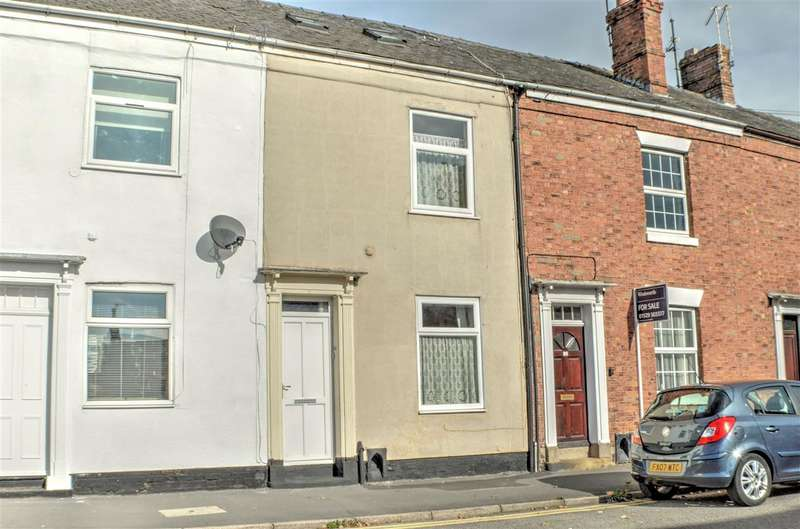 2 Bedrooms Terraced House for sale in Westgate, Sleaford