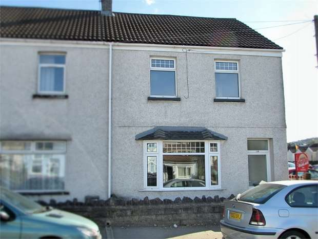 4 Bedrooms End Of Terrace House for sale in London Road, Neath, Neath, West Glamorgan