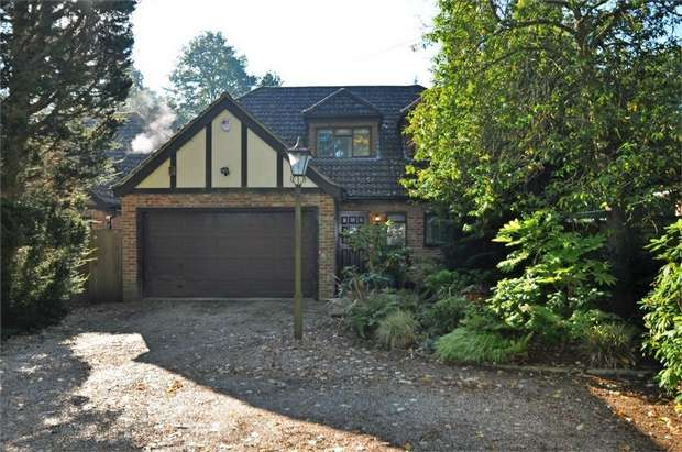 4 Bedrooms Detached House for sale in Nine Mile Ride, Finchampstead, Wokingham, Berkshire