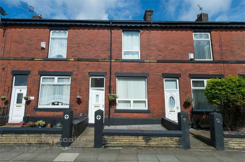 2 Bedrooms Terraced House for sale in Knowles Street, Radcliffe, Manchester, Lancashire