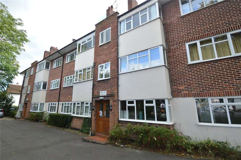 2 Bedrooms Apartment Flat for sale in Bridge Court, Bath Road, Taplow, Maidenhead, SL6