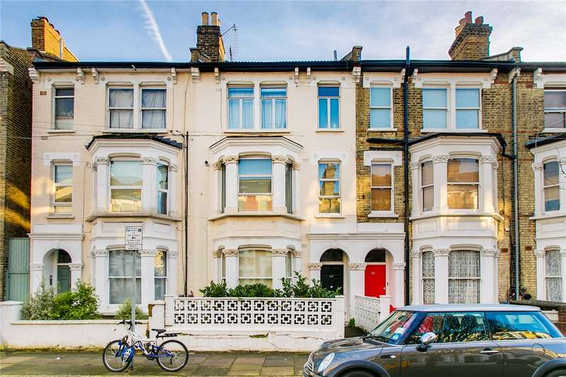 1 Bedroom Flat for sale in Davisville Road, London, W12