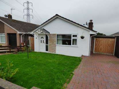 3 Bedrooms Bungalow for sale in Erw Goed, Mynydd Isa, Mold, Flintshire, CH7