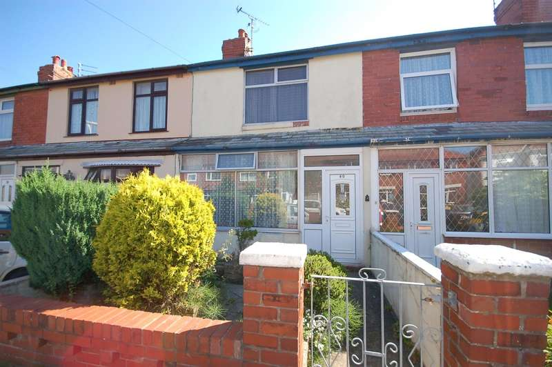 2 Bedrooms Terraced House for sale in Henson Avenue, Blackpool