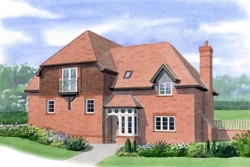 4 Bedrooms Detached House for sale in Ashlyns Road, Berkhamsted