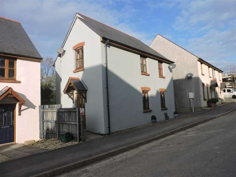 2 Bedrooms Property for sale in Old Mart Ground, Narberth, Pembrokeshire