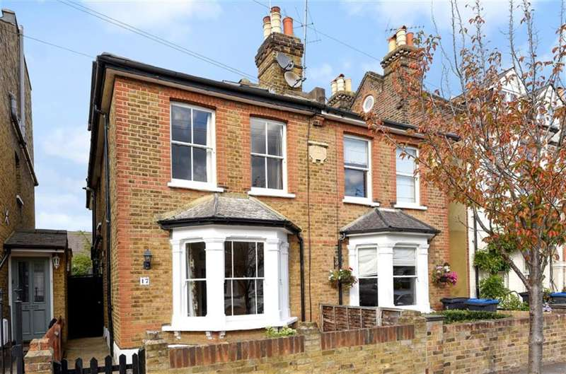 3 Bedrooms Property for sale in Osborne Road, Kingston Upon Thames