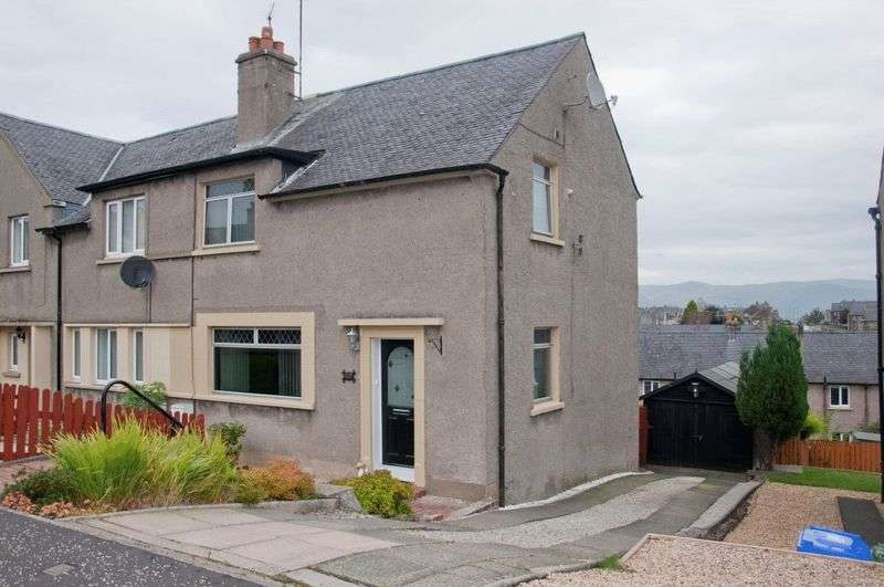 3 Bedrooms Terraced House for sale in Clark Street, Stirling