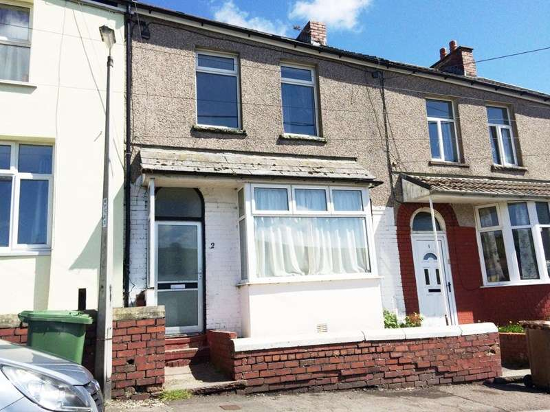 3 Bedrooms Property for sale in Coronation Terrace, Senghenydd