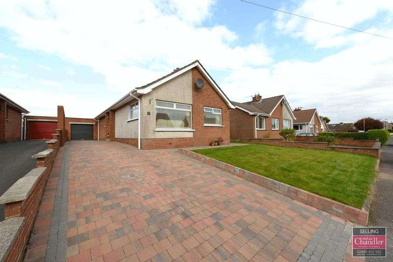 3 Bedrooms Detached Bungalow for sale in 47 Marlborough Crescent, Carryduff, BT8 8NP