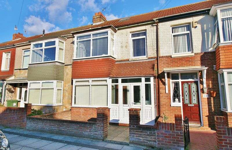 3 Bedrooms Terraced House for sale in Redcar Avenue, Baffins