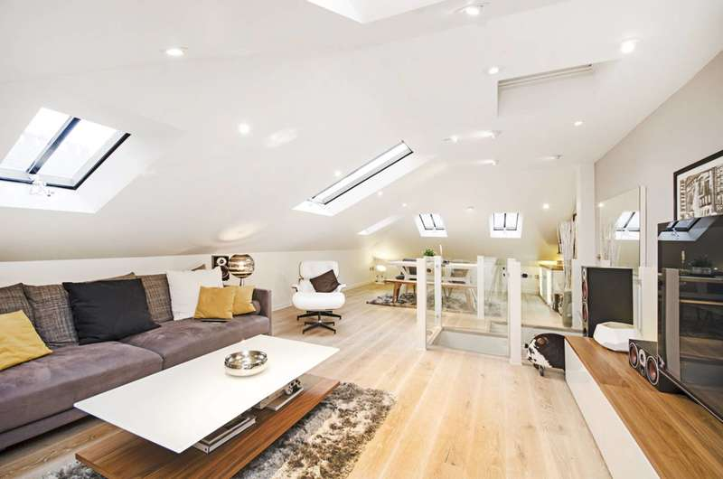 3 Bedrooms Flat for sale in Randolph Avenue, Maida Vale, W9