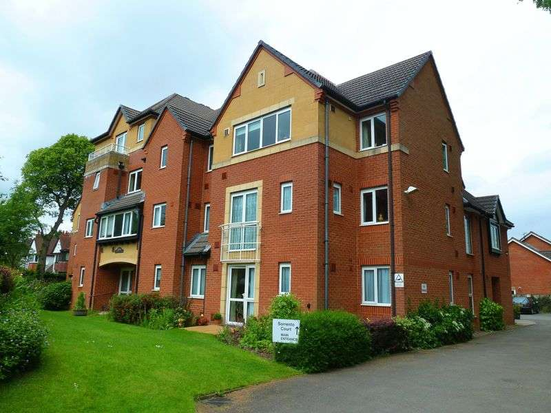 1 Bedroom Flat for sale in Sorrento Court, Moseley - ONE BEDROOM RETIREMENT APARTMENT CLOSE TO MOSELEY VILLAGE!