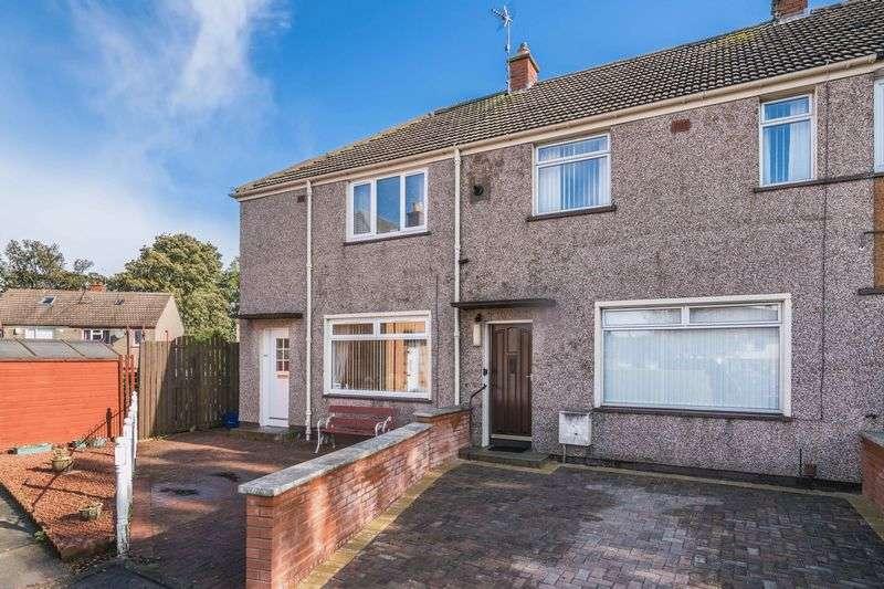 2 Bedrooms Terraced House for sale in 210 Gilmerton Dykes Drive, Gilmerton, Edinburgh, EH17 8LW