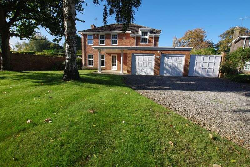 4 Bedrooms Detached House for sale in Leverton Gate