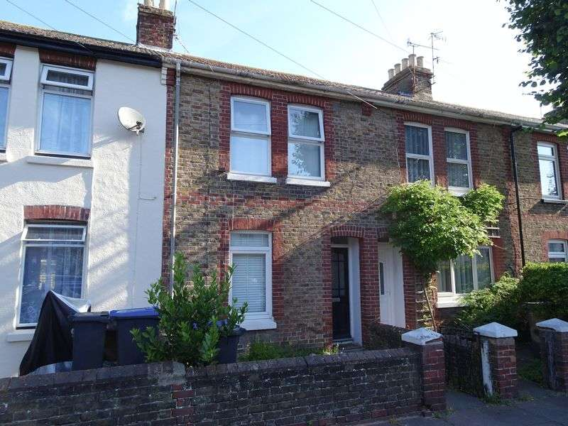 2 Bedrooms Terraced House for sale in Southfield Road, Worthing