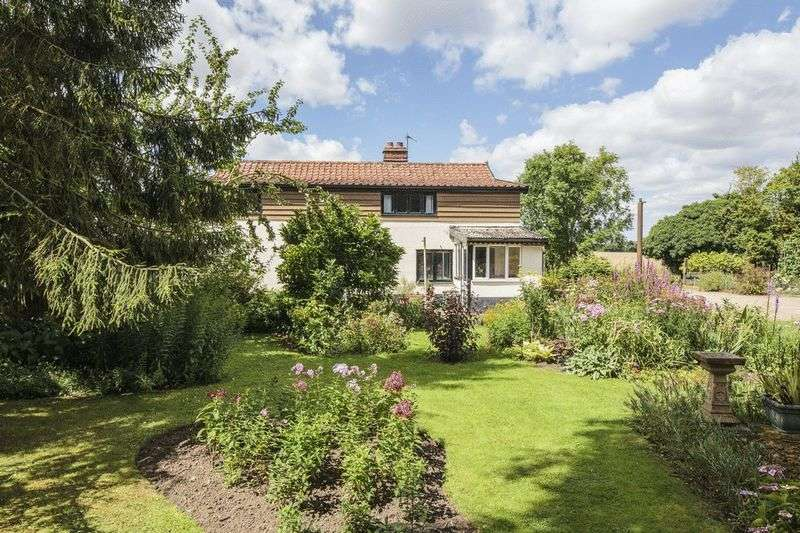 5 Bedrooms Detached House for sale in Needham, Upper Brook Lane