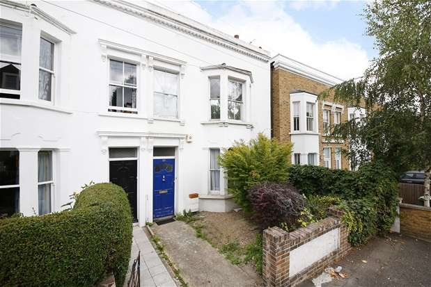 3 Bedrooms Semi Detached House for sale in Lyndhurst Grove, London