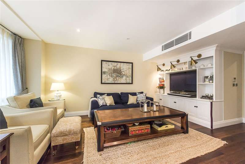 2 Bedrooms Flat for sale in Cavendish House, 31 Monck Street, London, SW1P