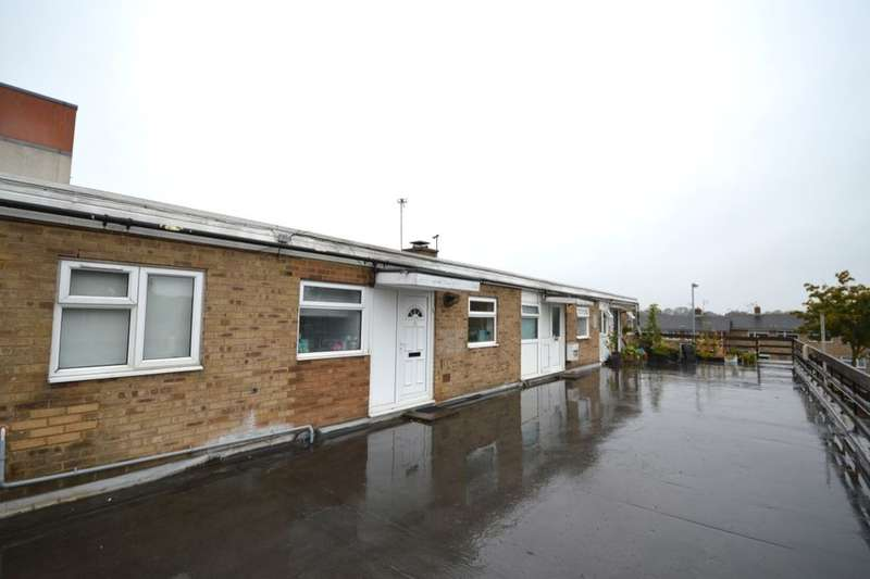 1 Bedroom Flat for sale in A The Glebe, Stevenage, SG2