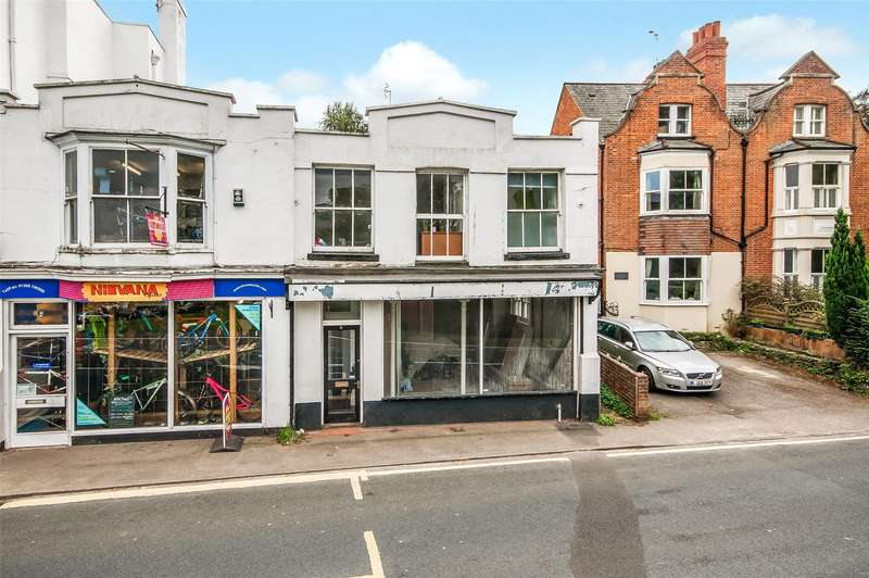 2 Bedrooms Apartment Flat for sale in Guildford Road, Westcott, RH4