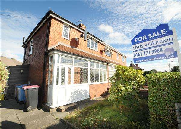 2 Bedrooms Semi Detached House for sale in 10 Chapel Road, Irlam M44 6EE
