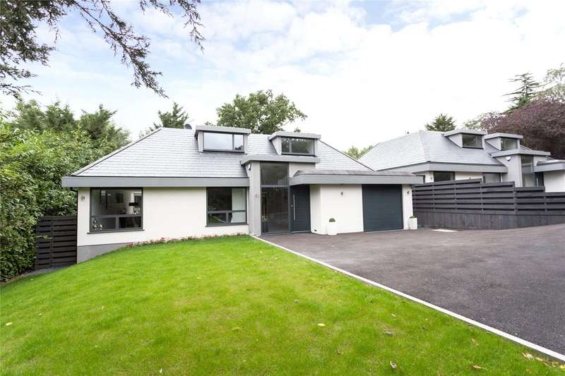 3 Bedrooms Detached Bungalow for sale in Oaklands Road, Totteridge, London, N20
