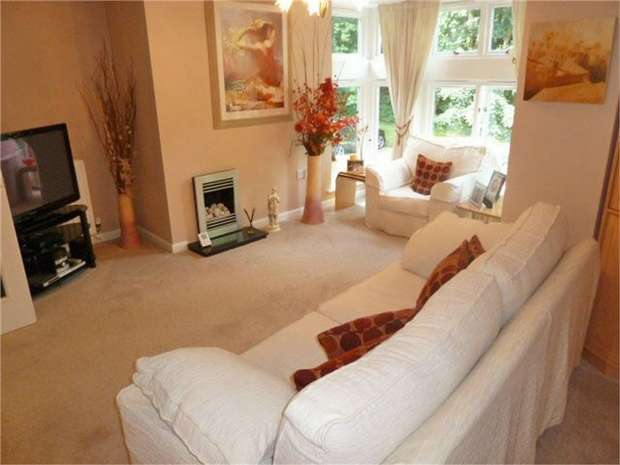2 Bedrooms Flat for sale in Castle Hill House, Wylam, Northumberland