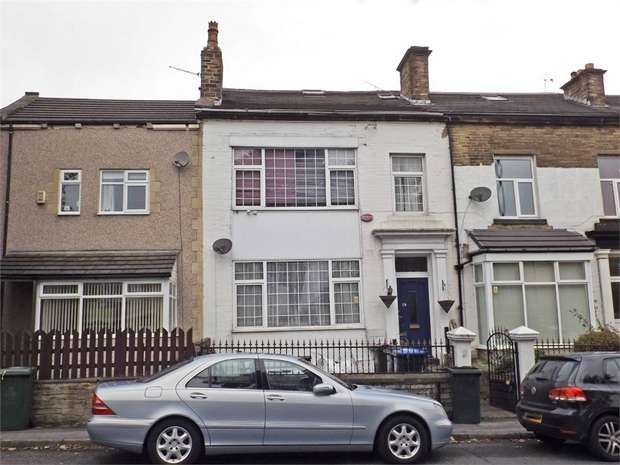 5 Bedrooms Terraced House for sale in Harrogate Road, Bradford, West Yorkshire