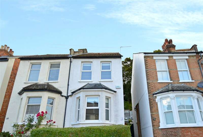 2 Bedrooms Semi Detached House for sale in Churchill Road, South Croydon