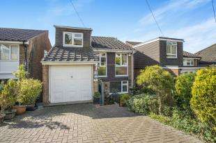 4 Bedrooms Detached House for sale in Hillcrest Road, Biggin Hill, Westerham