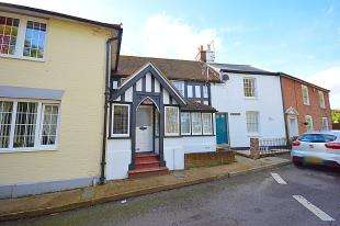 3 Bedrooms Terraced House for sale in The Street, Eythorne, Dover, Kent