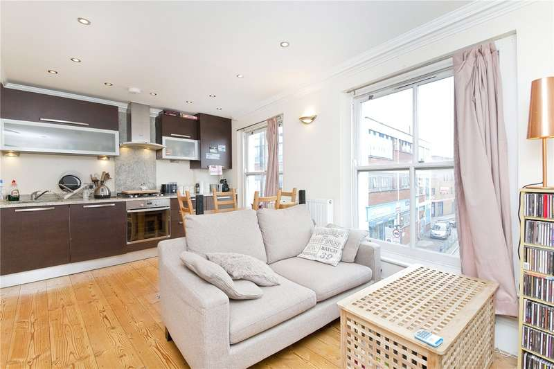 1 Bedroom Flat for sale in Balls Pond Road, Canonbury, N1