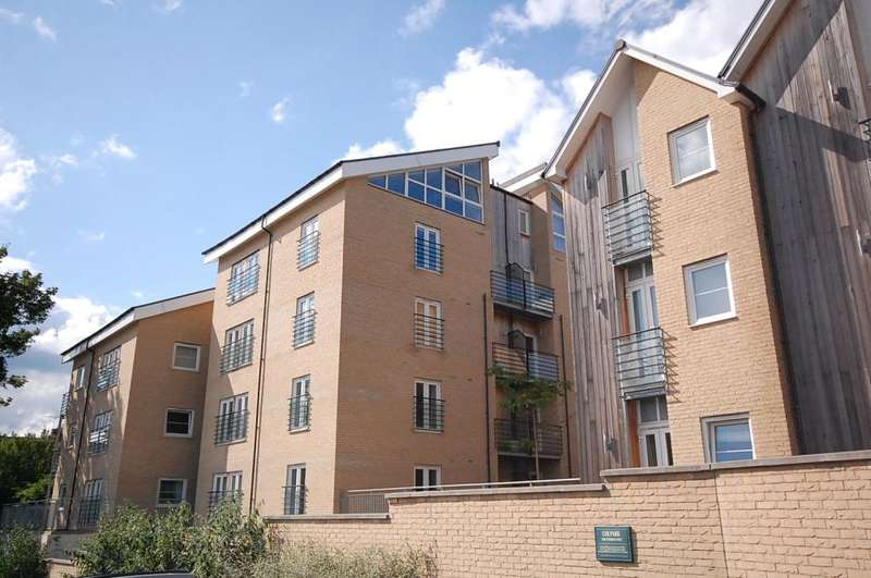 2 Bedrooms Penthouse Flat for sale in Silver Street