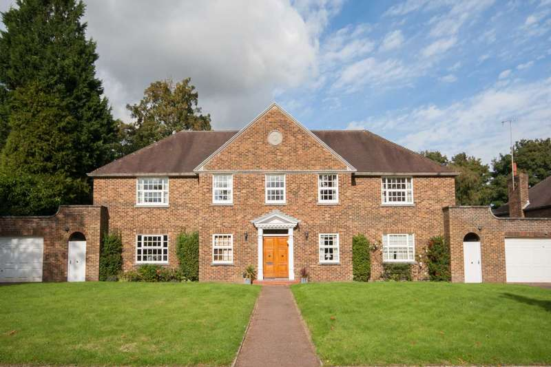 2 Bedrooms Apartment Flat for sale in Kilfillan Gardens, Berkhamsted